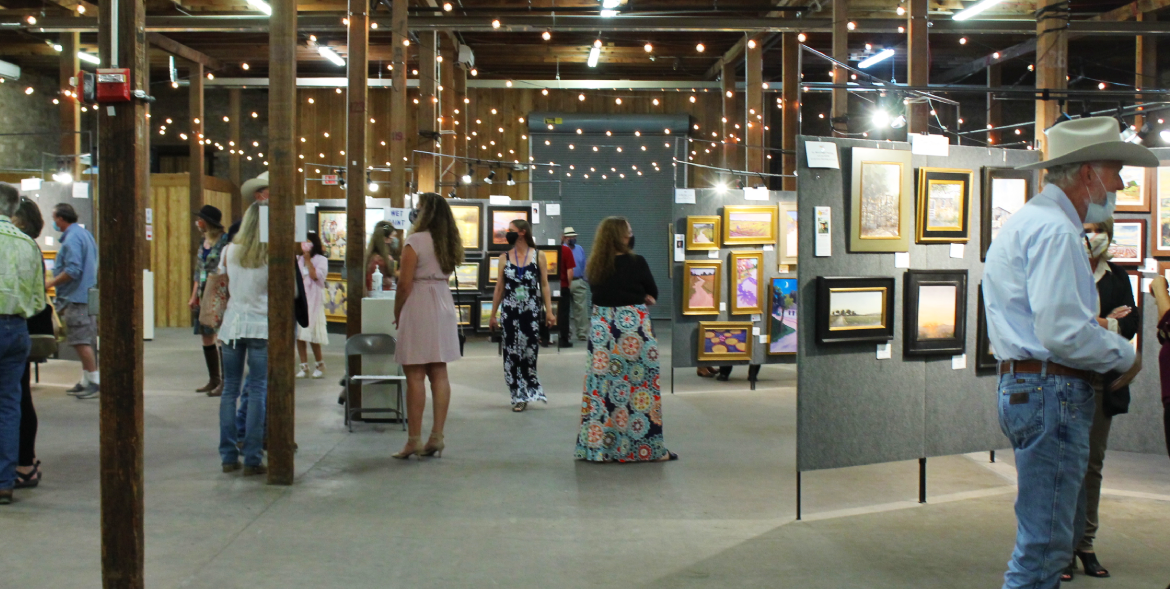 2020 Awards Stampede Exhibit and sale