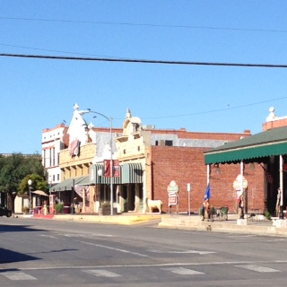 DOWNTOWN CONCHO STREET