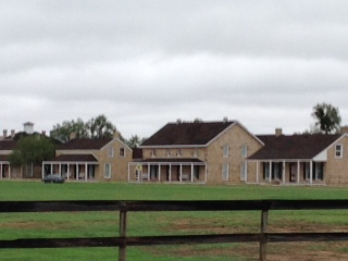 FORT CONCHO barracks