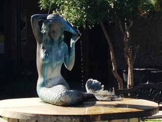 MERMAID ON THE CONCHO