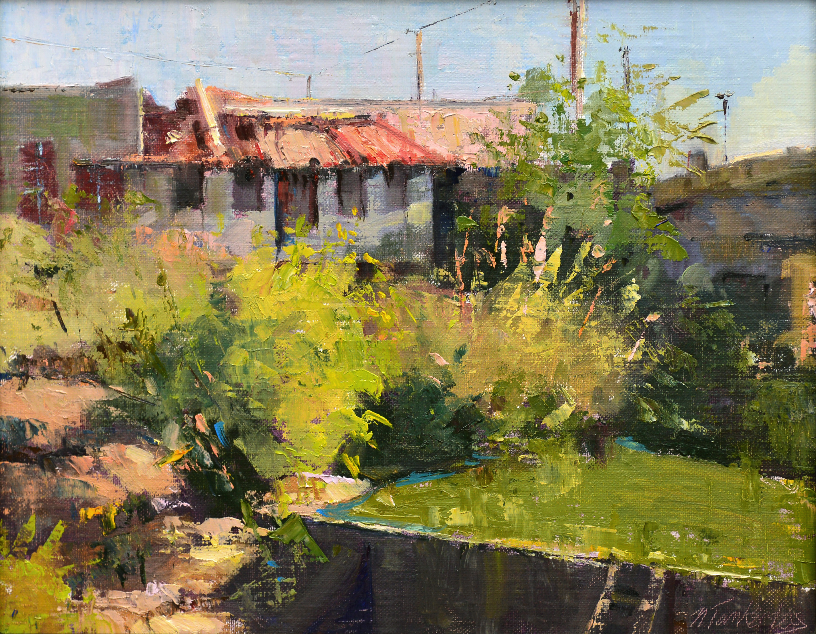 2017 Competition Paintings En Plein Air